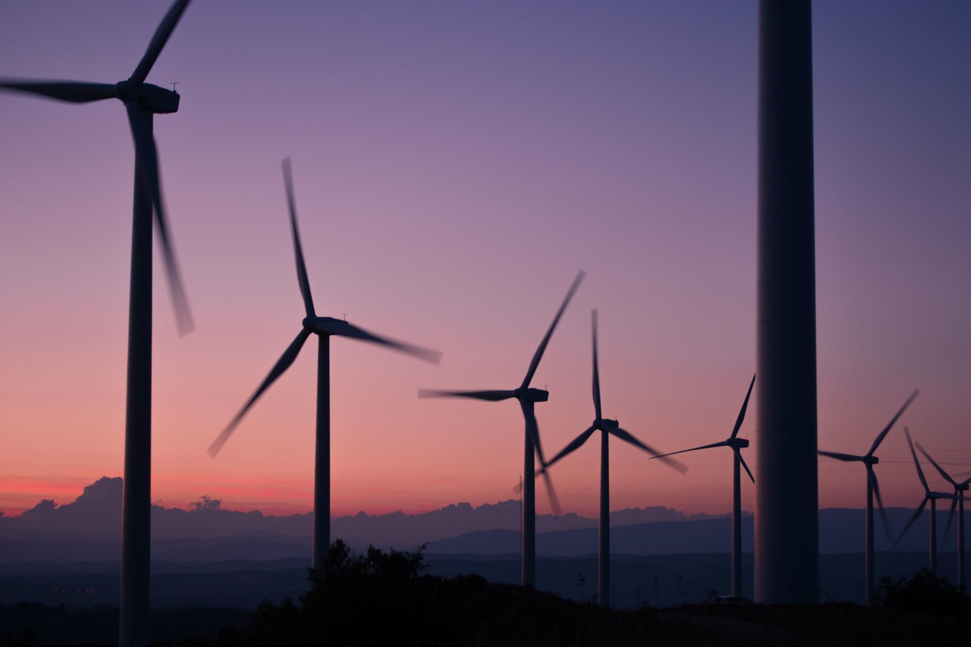 Windkraft-Stromerzeuger
