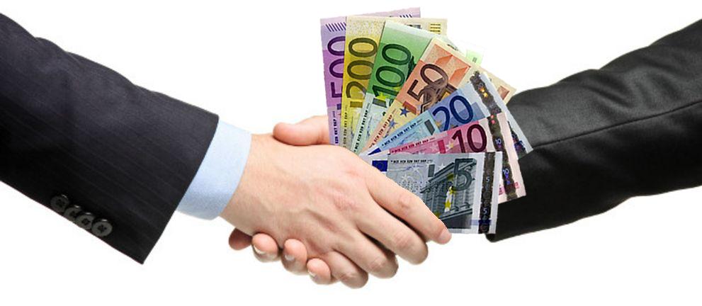Korruption: Handschlag gegen Geld