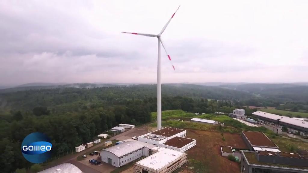 Redox-Flow-Anlage in Pfinztal bei Karlsruhe