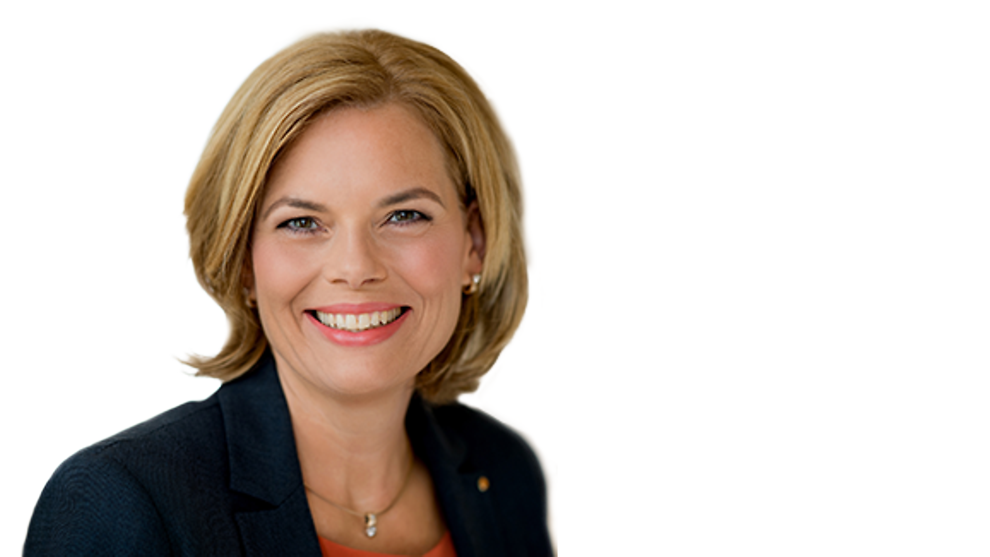 Julia Klöckner  (Foto/Freisteller: CDU Rheinland-Pfalz)