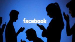 soziales Netzwerk facebook