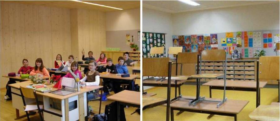 Bild Klassenzimmer